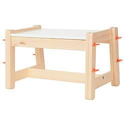 IKEA FLISAT (802.907.79) Скамья ребенка, регулируемый