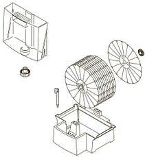 Увлажнитель, очиститель  воздуха BONECO 1355А, фото 2