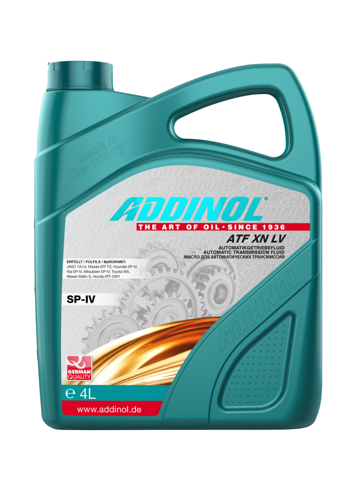 ADDINOL ATF XN LV 4л