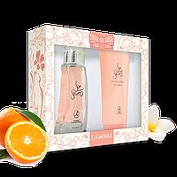 Женский подарочный парфюмированный  набор с ароматом Son Secret  Ламбре  / Lambre