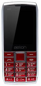 Телефон AELion A600 Metal/Red