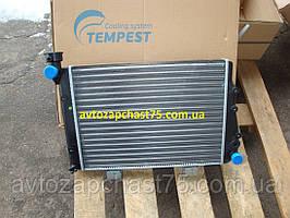 Радиатор ваз 2106, 2103, алюминиевый, 2-х рядный (производитель Tempest, Тайвань)