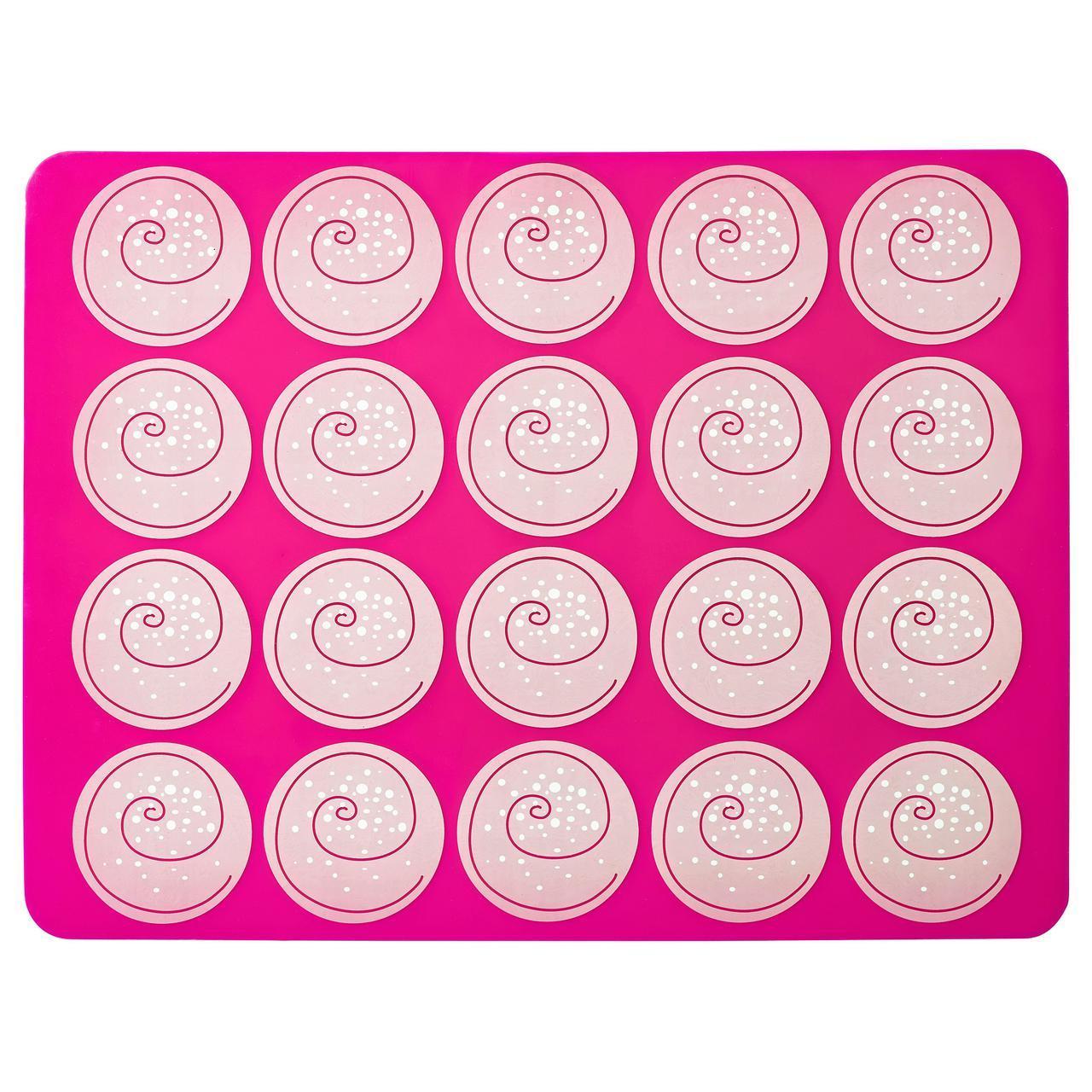IKEA MONSTRAD (802.330.72) Форма для выпечки, розовая