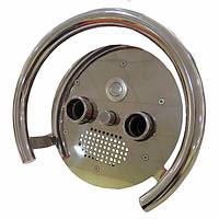 Лицевая панель с поручнем AquaViva для противотока Kripsol AISI 304