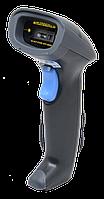 CCD 2D проводной имидж-сканер штрих-кодов, QR кодов AsianWell AW-2058