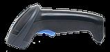CCD 2D дротовий імідж-сканер штрих-кодів, QR кодів AsianWell AW-2058, фото 5