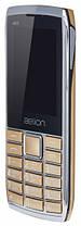 Телефон AELion A600 Metal/Gold Гарантия 12 месяцев, фото 3