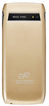 Телефон AELion A600 Metal/Gold Гарантия 12 месяцев, фото 2