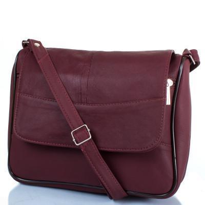 0fc5b8d5b501 Сумка-почтальонка (мессенджер) TuNoNа Женская кожаная сумка ...