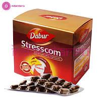 Стресском Дабур Ашвагандха, Stresscom Dabur Ashwagandha, 120 капсул
