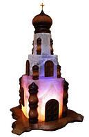 Солевая лампа Церковь 10 - 16 кг