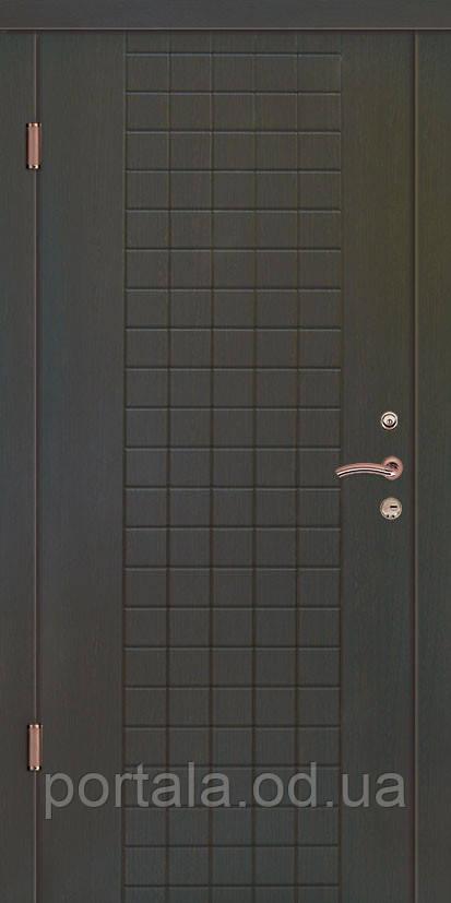 """Вхідні двері """"Портала"""" (серія Еліт) ― модель Латис"""