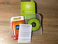 Операционная система Microsoft Windows 7 Home Basic SP1 Russian BOX (F2C-00545) вскрытая