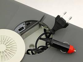 Автомобильный холодильник электрический 45L 12/230 + 3 вставки, фото 3