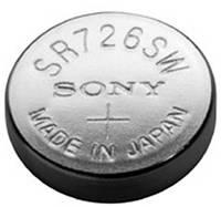Батарейка для часов Sony SR726SWN-PB WATCH (SR 726 W) AG2, LR59,379/96, L726, V 397, V395