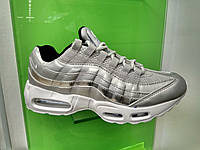 Женские кроссовки Nike air max 95 metallic