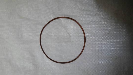 Кольцо гильзы медное Т-130, Т-170 (40-201), фото 2