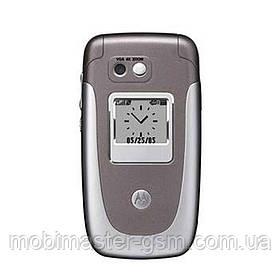 Корпус Motorola V360 черный