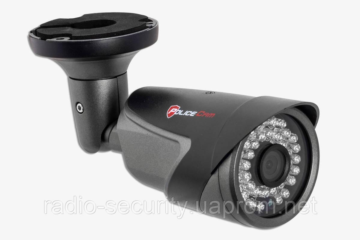 Уличная IP видеокамера PoliceCam IPC-615