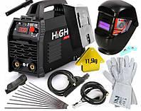 Сварочный инверторный аппарат Higher 300A + подарки