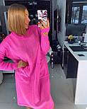 Женское прямое платье с карманами (в расцветках), фото 9