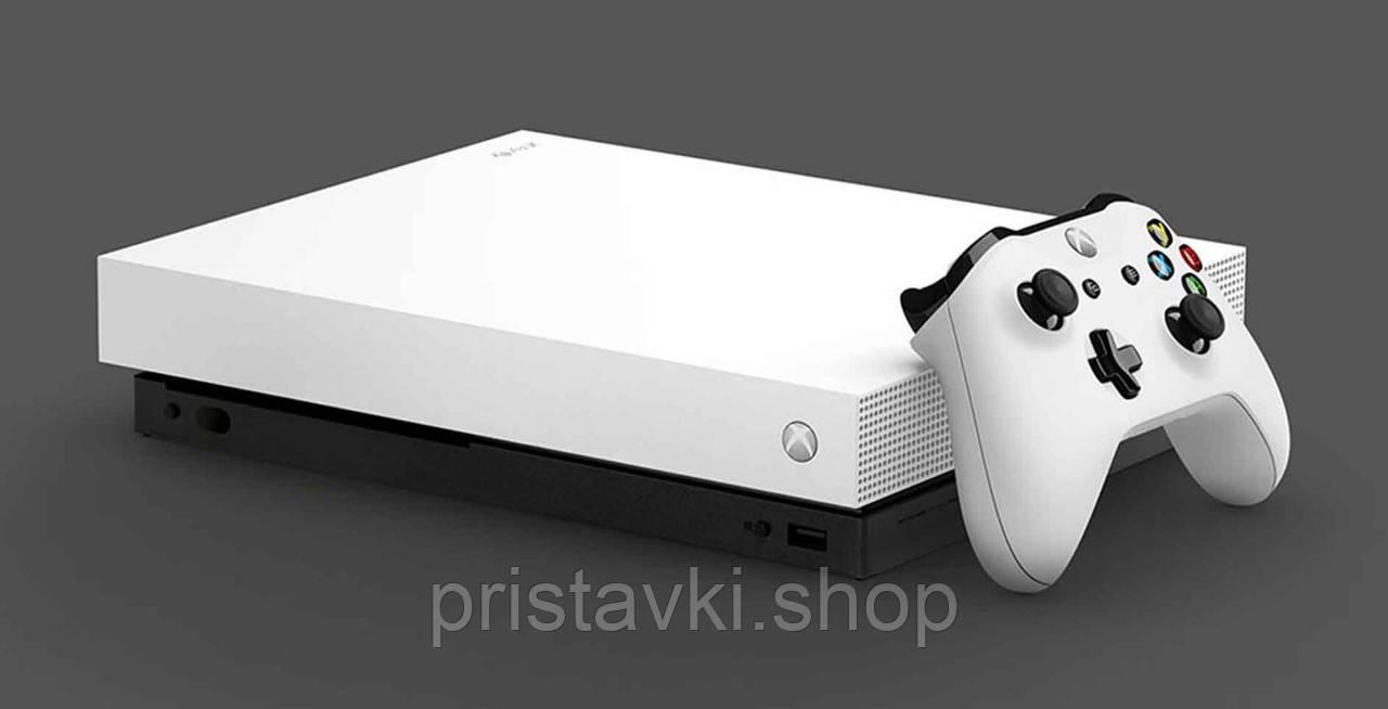Xbox One X 1TB Белый