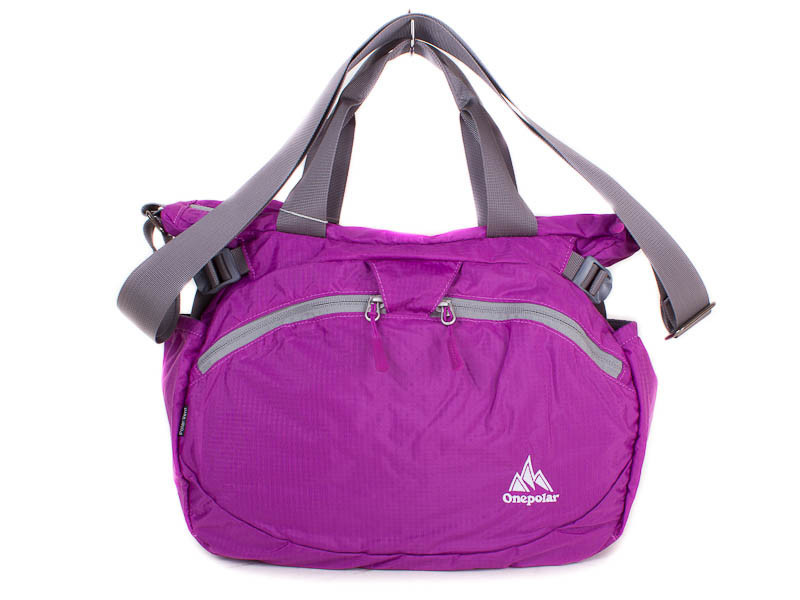 d7e998b43ec9 Сумка через плечо Onepolar Женская спортивная сумка через плечо ONEPOLAR  (ВАНПОЛАР) W5220-violet
