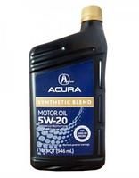 Acura Motor Oil 5W-20