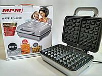 Вафельница MPM MGO-38 1000 Вт