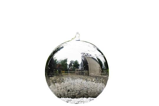 Декоративный предмет Светодиодный шарик из нержавеющей стали, фото 2