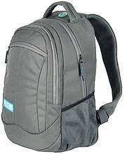 Рюкзак городской PASO 22L, 17-2808UP серый