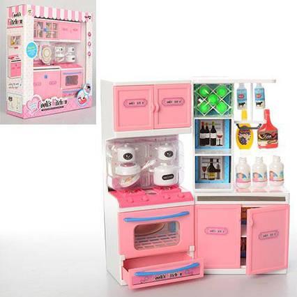 "Мебель для кукол Барби ""Кухня"" арт. 1704"