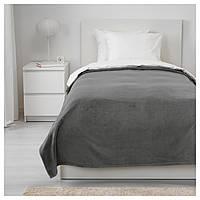 IKEA TRATTVIVA (303.496.78) Покрывало, серый