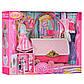 Гардеробная (шкаф) для куклы арт. 99046   , фото 3