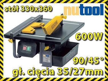 Плиткорез электрический 1100W WET DRY, фото 2