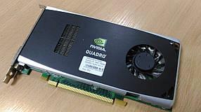 Профессиональная видеокарта Nvidia Quadro FX1800 DDR3 768Mb 192bit PCI-E