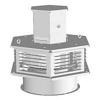 Вентилятор крышный радиальный дымоудаления ВКР1ДУ-4,5