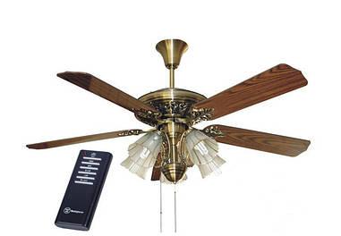 Стельовий вентилятор WIATRAK 132 см