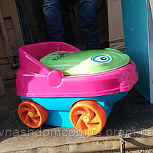Горшок детский музыкальный Irak Plastik CM-140 (Турция)