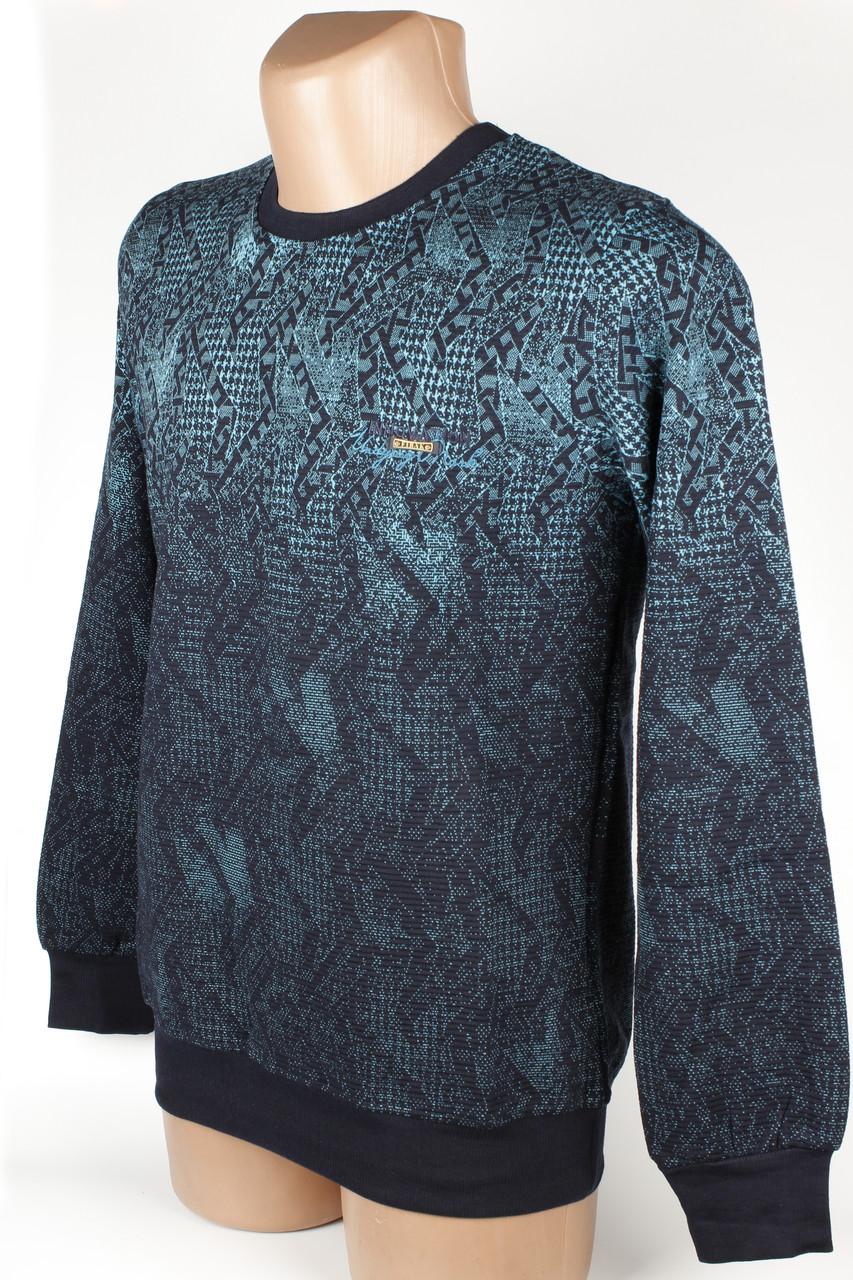 Джемпер свитшот футболка мужская Fibak Размеры M L XL