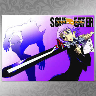 Плакат Аниме Soul Eater 07