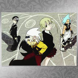 Плакат Аниме Soul Eater 04