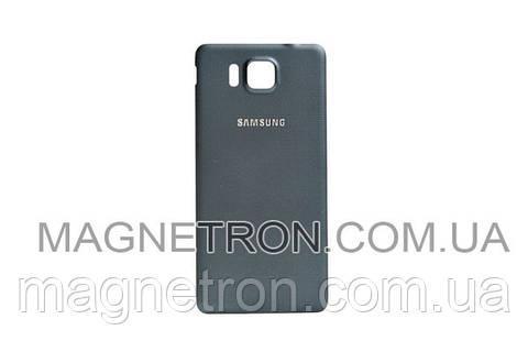 Крышка аккумулятора для мобильного телефона Samsung GH98-33688A (черный)