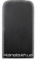KeepUp чехол-книжка для LG Optimus L7 Dual P705 Black, фото 2