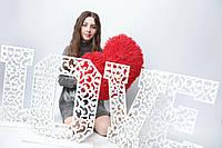 Ажурные буквы LOVE, ажурные цифры, буквы на свадьбу, фото 1