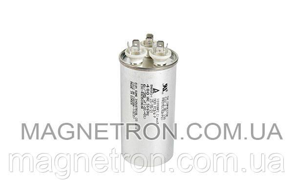 Пусковой конденсатор для кондиционера 6/35uF 400V, фото 2