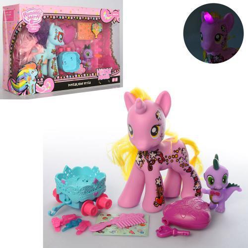"""Игровой набор """"Пони с аксессуарами"""" (My Little Pony) арт. 88400"""