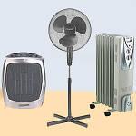 Обогрев и охлаждение воздуха