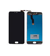 Дисплей Meizu M3 Note (L681h) с сенсором (тачскрином) Black Original