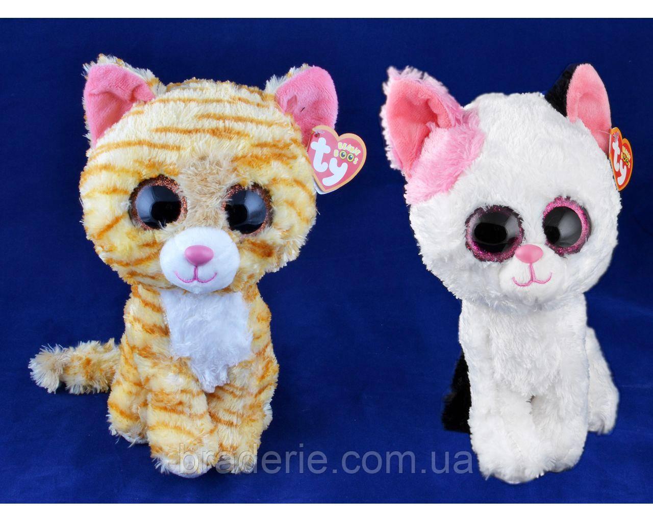 Мягкая игрушка Кот глазастый 96027 25 см